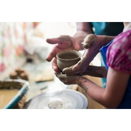 SLVie 9 - Atelier pottery in english for childre