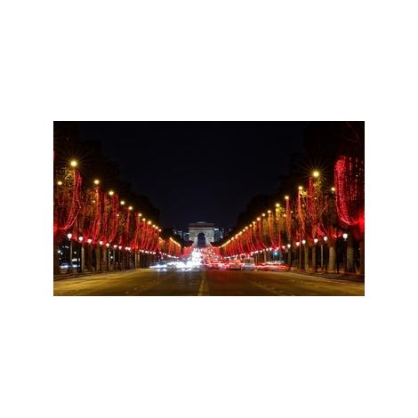 Comm SJA - Week-end à Paris
